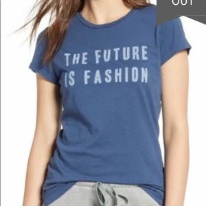 BP. NEW The Future Is Fashion Graphic Tee